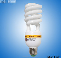 Half spiral high lumens 65w 8000hours CFL