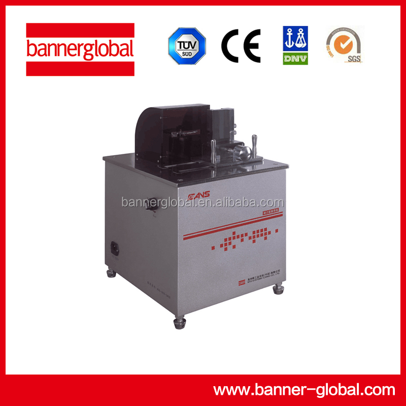 Falling weight impact tester/ drop weight impact testing machine/ falling hammer impact tester