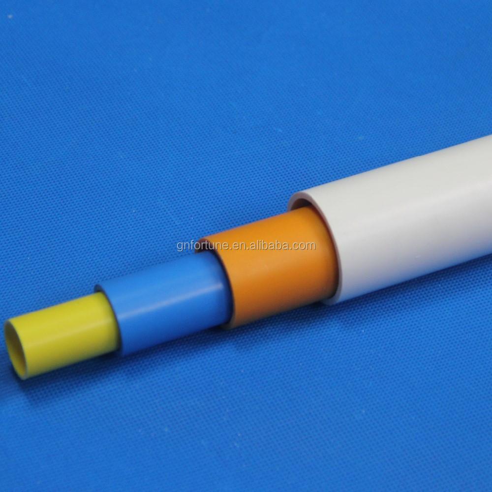 Large diameter pipe mm pvc flexible tubing