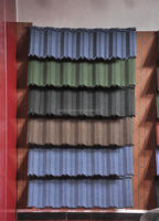 synthetic resin roof tile/motorcycle with roof/stone coated metal roof tile