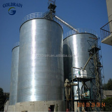 5t--10000t volume steel silo for grain storage
