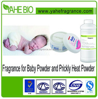 Hight quality and safe fragrance for baby powder and prickly heat powder