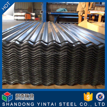 Export selling zinc sheet metal corrugated roofing prices