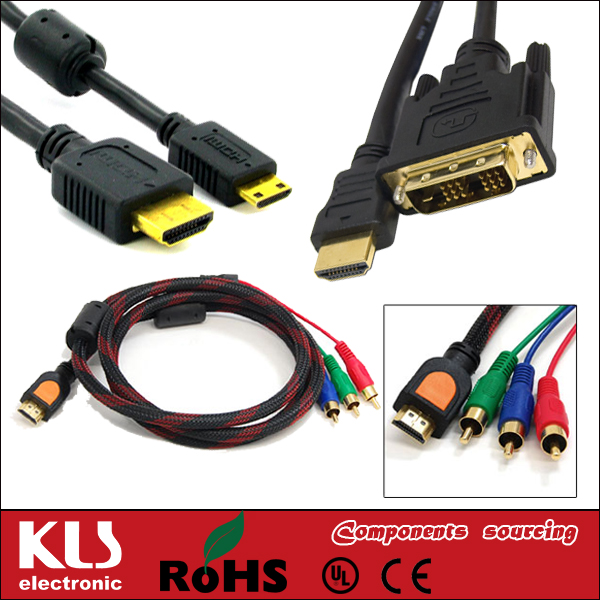 Good quality hacer un cable vga a rca casero UL CE ROHS 213 KLS Brand