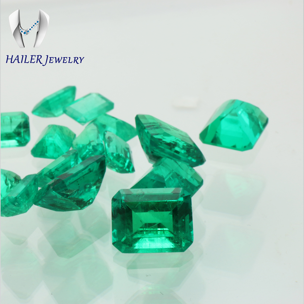 emerald untreated gemstone panna o real oval cut natural