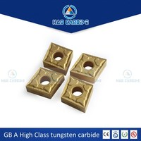 2015 hot sale pcd milling inserts cnc carbide turning inserts, cemented tungsten carbide inserts