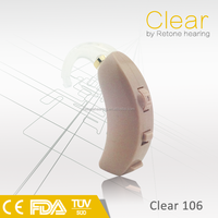 New Arrivals!!! Lowest price BTE hearing aid with good sales for mild hearing loss, PSAPs