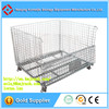 Stackable Stainless Steel Transport Crate