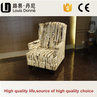 Five stars hotel villa inflatable sofa chair