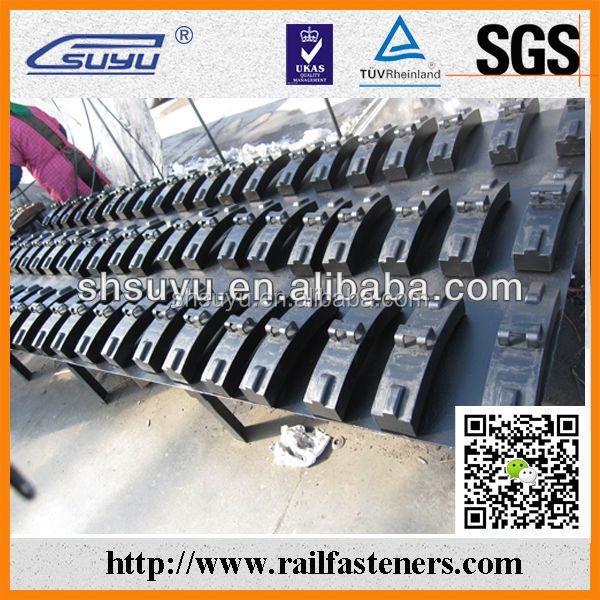 Quality Plain Surface Cast Iron Brake Shoe, Manufacture for Train Brake , Truck Brake Shoe for Railway