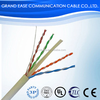 indoor cable utp / ftp cat 6 hot sale network cable