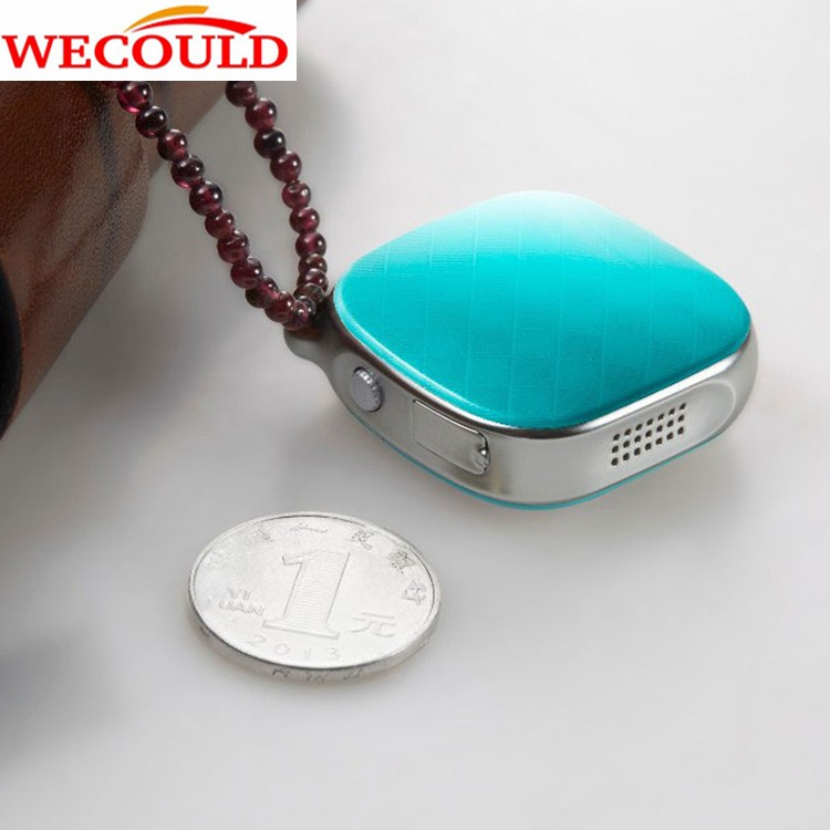 WECOULD Pets Tracker Adult Tracker GPS For Kids Elderly