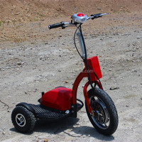new large loading cargo three wheel electric tricycle with ce
