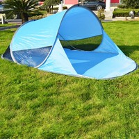 Custom Printed Outdoor Auto Pop Up Sun Shade Tent