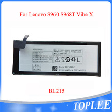 High capacity For Lenovo VIBE X S960 S968T battery BL215 with factory price