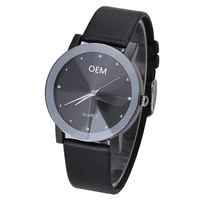 Customized Wrist Watch Dial Engraving OEM Manufacturer Man Watch Logo