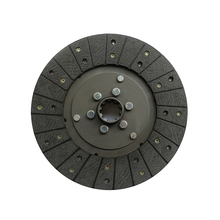 254mm auto clutch disc quality for light truck from hebei manufacturer