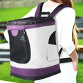 Foldable Luxury Carrier Pet Backpack Carrier