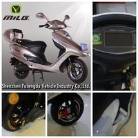 2016 fast speed the best cheap 800W adult electric motorcycle with big seat