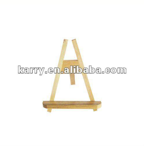 Cavalletto di legno per la pittura lavagna o professionale for Pittura lavagna prezzo