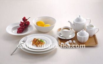 high quality porcelain dinnerware set porcelain teaset ceramics LD11801