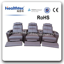 2014 Popular Design Home Cinema Leather Sofa