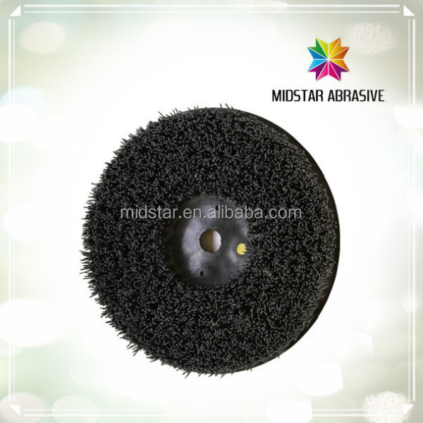 MIDSTAR New Design Hard Round Antique Brush with high quality