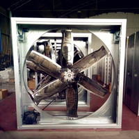 Axial Flow Fan Type and Plastic Blade Material Axial Fan