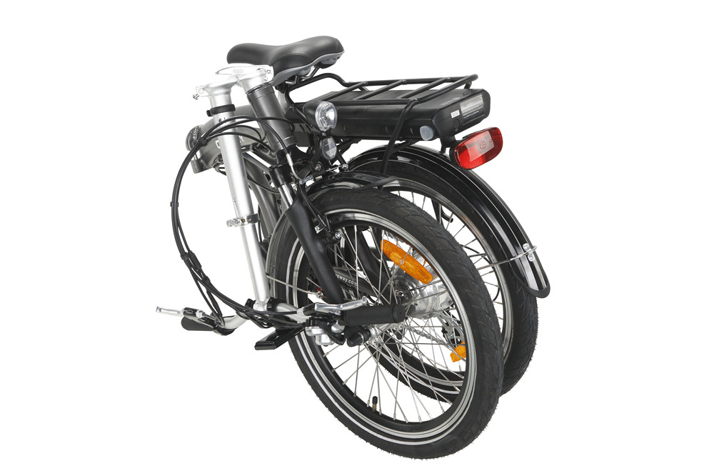 250W Folding 20'' Small Folding Ebike City Electric Bike with cheap price