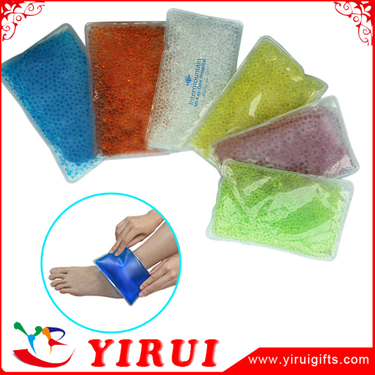2016 new design personalized MSDS approved promotional fan ice pack
