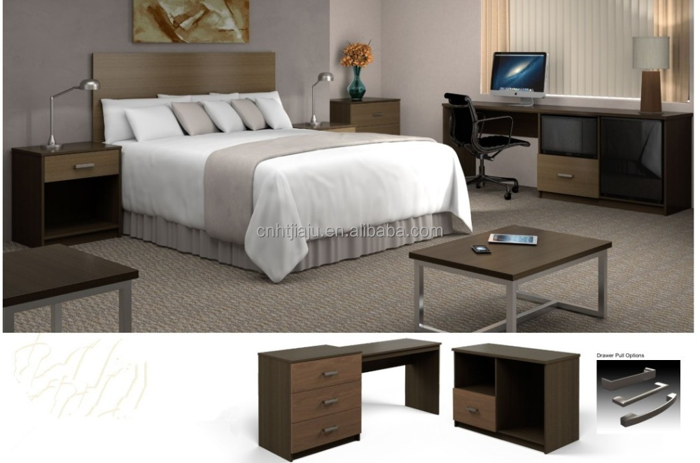 2017 New Design of American style Hotel Bedroom Set for comfort inn