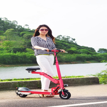 WACOOL T5 Travel Mobility electric motorcycle with folding design SAMSUNG Battery