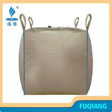 China good price Woven Polypropylene River Sand top spout used jute jumbo bulk bags
