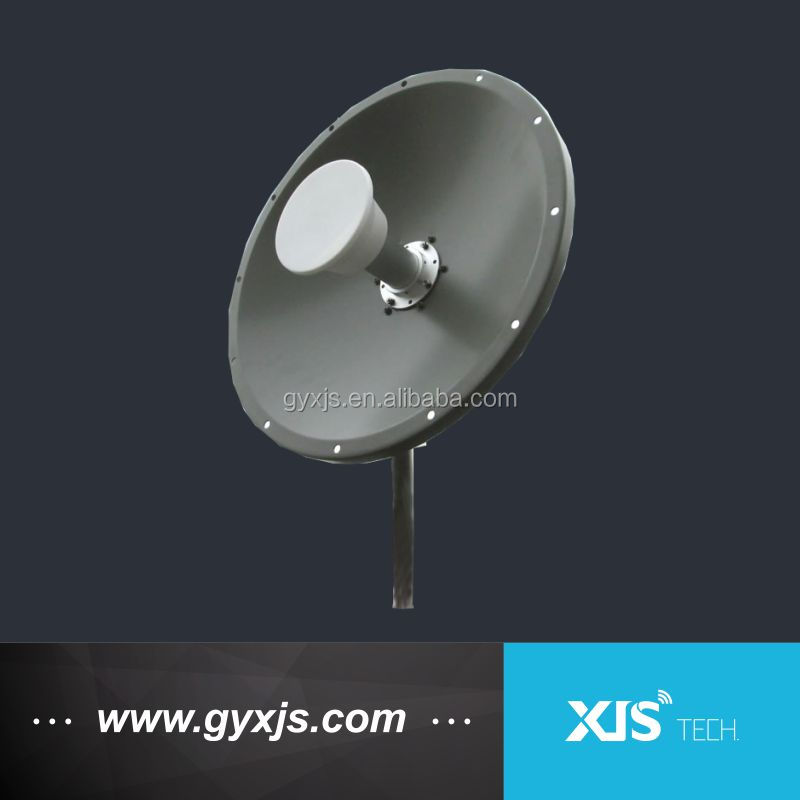 5.8GHz outdoor point to point 30 dbi wifi antenna range