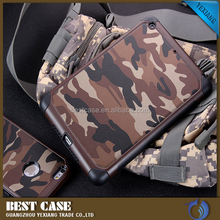 Fancy Camouflage 2 In 1 Case Cover For Ipad Mini