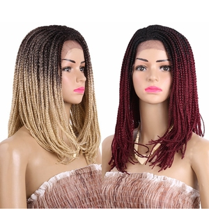 China Braided Lace Front Wigs Wholesale Alibaba