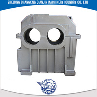 Professional Manufacture Grey iron & ductile iron cast ship D800 water pump casting body