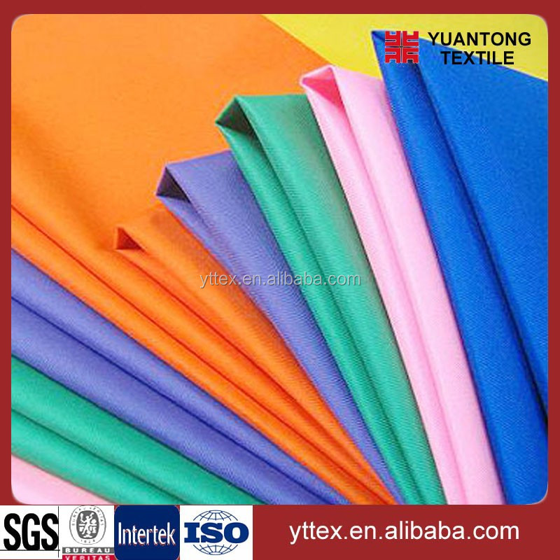 shirt/shirting fabric 96x72/110x76/133x72/133x94 china textile factory
