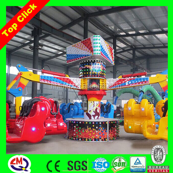 2017 hot selling newest amusement rides desert storm