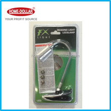 Reading LED Light With Clip