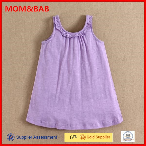 mom and bab Factory Design and Wholesale Summer Girl Dresses 2015 Hot Sales Fashion Clothing