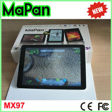 Android brand tablet PC quad core mobile phone smart tablet pc 9.7 inch quad core 3G