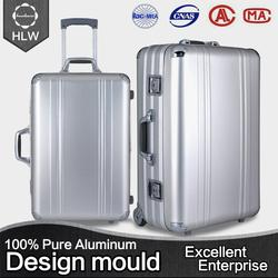 HLW china alibaba wholesale eminent travel business carry-on luggage