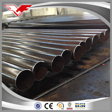 ERW BLACK STEEL TUBE SIZE FROM 20MM--219MM