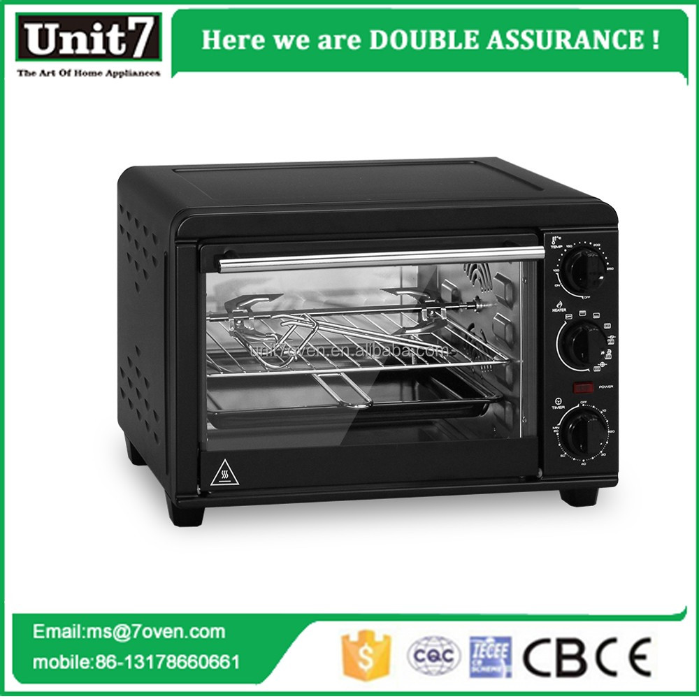 High Quality rotation toaster oven 20L electric oven for sale