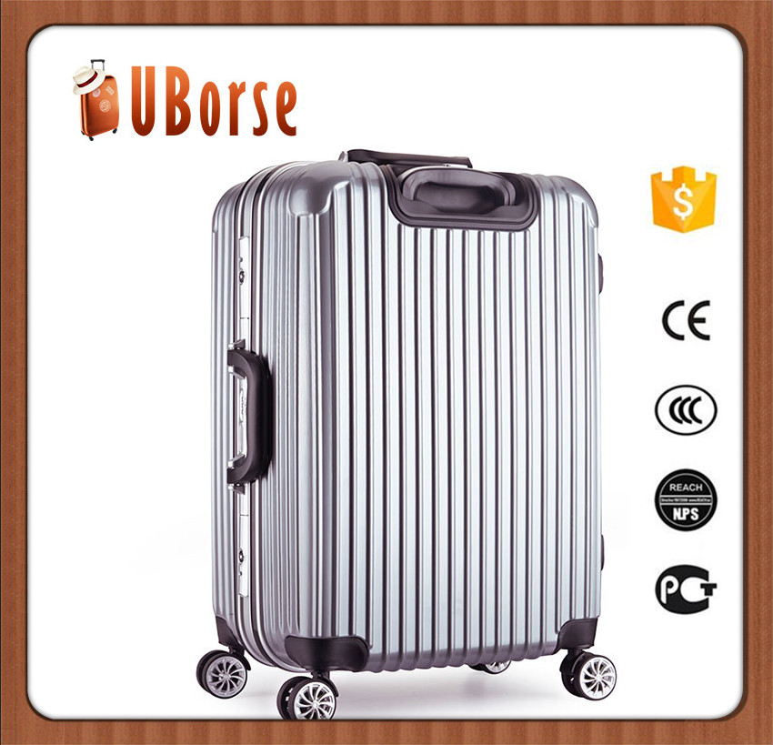 plastic handle/luggage /suitcase handle with aluminum frame