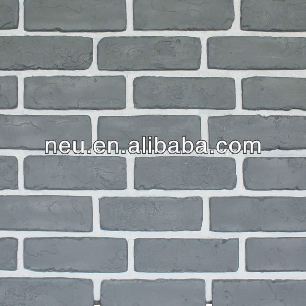 New Style Polyurethane Archaized Brick Wall Panel