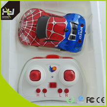 Huiying Factory Chenghai New Toy Wall Climber Car HY-898 New 4 Channel Wall Climber Car,Radio Control Wall Climbing Car