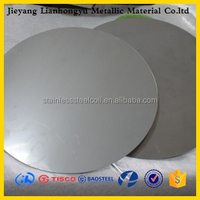 201 JIEYANG stainless steel circles per price kg with best quality (0.8% Cu AND 1% NI)