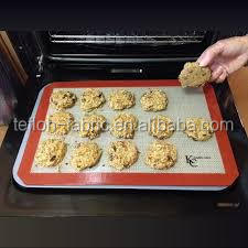 Best Christmas Gift Healthy Food Grade Non Stick Silicone Baking Mat